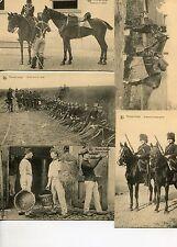 Erster Weltkrieg (1914-18) Sammler Motiv Ansichtskarten aus Belgien