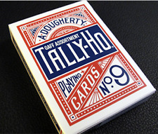 Tally-Ho Gaff Deck Playing Cards by CardGaffs and Murphy's Magic