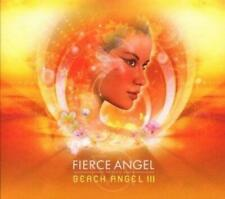 FIERCE ANGEL - BEACH ANGEL 3 3CDs (New & Sealed) House Inc Afterlife Kaskade