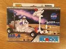 MOON Buggy NASA gioco giocattolo di costruzione si adatta LEGO 103 Pezzo Bestlock regalo + Figura