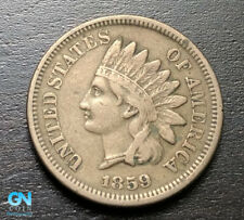 1859 Indian Head Cent Penny  --  MAKE US AN OFFER!  #P8065