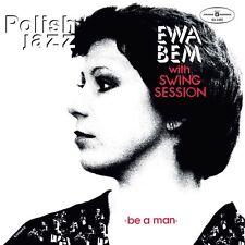 LP EWA BEM with Swing Session Be a Man / reedycja