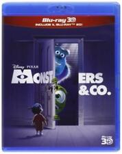 Monsters & Co 3d (Blu Ray 3d + Blu Ray) Disney
