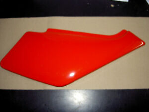 Aprilia Panel Lateral Derecho Pintado Rojo Et 50 1987 AP8230226