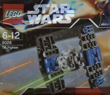Lego Star Wars Mini TIE Fighter ELITE starfighter pilot ship 8028 great gift NEW