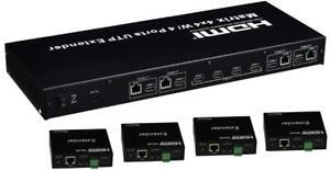 PROCEPTION HDMI 4x4+4 CAT5 Matrix
