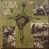 afro latin psych LP GRUPO DE EXPERIMENTACION Cuba Va! ♫ Mp3 Paredon Nueva Trova