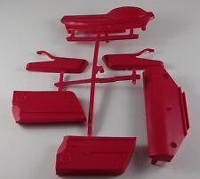 POCHER 1:8 PORSCHE tableau de bord etc rouge 911 K 30 K 31 Carrera Nouveau BG T k8