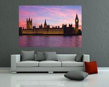 Fototapete - Big Ben Temse London