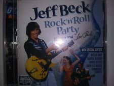 Jeff Beck (CD) Rock 'n' Roll Party (2011)