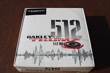 Oakley Original  Thump 512 Tribal Frame Brand New Factory Sealed