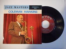 COLEMAN HAWKINS : STOMPIN' AT THE SAVOY ► EP / 45 ◄ PORT GRATUIT