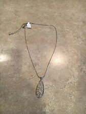 Lia Sophia Petals Necklace NWT!