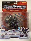Transformers Universe Blastcharge Rare Black Recolor MOSC 2004