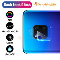2x Rear Camera Lens Tempered Glass Protective Film For Huawei Mate 20 Pro Lite X