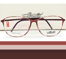 Silhouette Eyeglasses Frame URBAN LITE 1573 40 6102 55mm