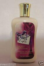 1 PARIS NIGHTS BATH & BODY WORKS HAND & BODY LOTION CREAM 8 FL OZ EA SIGNATURE