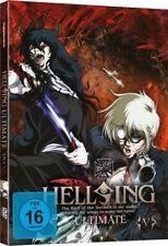 Hellsing Ultimate OVA - Volume 05 (Mediabook) [DVD] NEU