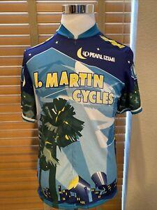 PEARL IZUMI I. Martin Cycles Cycling Jersey L.                            P12288