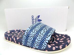 Adidas Womens Adilette Collegiate Slides Comfort Sandals Size 7.0, Display 20734