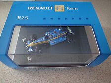 Minichamps 1:43 403 050005 Renault F1 Team R25 F. Alonso Untouched