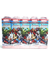 Marvel Heroclix Avengers Assemble Sealed Brick 10 Boosters Brand New