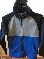 The North Face Boy's Large (14-16) Psurgen Jacket Black & Grey