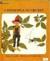 A Pocketful Of Cricket