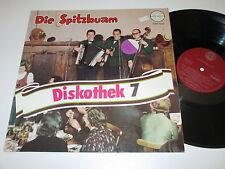 LP/DIE DREI SPITZBUAM/SPITZBUBEN/DISKOTHEK 7/AVRS 18027