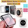 TPU Coque Etui Protection pour Apple Watch iWatch Série SE 6 5 4 3 2 Ultra Mince