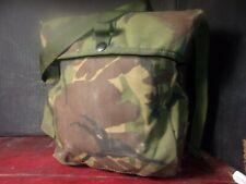 British Surplus S10 S6 Gas Mask Bag,Shoulder Bag Haversack