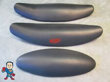 "Spa Hot Tub (2) 19 & (1) 16"" Neck Pillow Gulf Coast Hydro Spa Set of 3 Pillows"