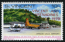 St Vincent 568, MNH. St. Vincent & Grenadines air service inauguration, 1979