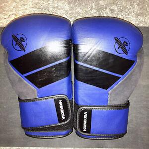 Hayabusa S4 Leather Boxing Gloves For Men & Women Size Large-16oz