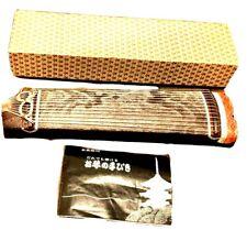 Koto Tragbar Japanisch Saiten- Musikinstrument Akustische Harfe 13strings Zen