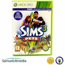 The Sims 3 Pets (Xbox 360) **IN A BRAND NEW CASE!**