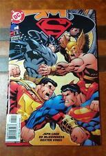 Superman / Batman No. 4 Jan 2004 Comic * Dc Comics * in Battle