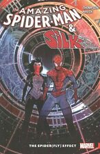Amazing Spider-Man & Silk: The Spider(fly) Effect, Robbie Thompson, Very Good Bo