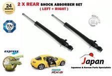 FOR MAZDA RX8 1.3 2003-2012 NEW 2X REAR LEFT RIGHT SHOCK ABSORBER SHOCKER SET