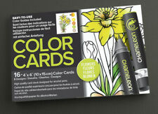 Chameleon Color Cards Flowers