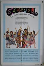 GODSPELL FF ORIG 1SH MOVIE POSTER JESUS HIPPIE MUSICAL (1973)