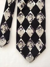TAZMANIAN DEVIL NECKTIE by LOONEY TUNES  #16815