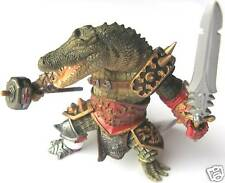 CROCODILE MAN FANTASY WARRIOR FIGURE FROM PAPO!! BRAND NEW WITH TAGS!!
