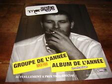 ARCTIC MONKEYS - PUBLICITE / ADVERT GROUPE DE L'ANNEE !