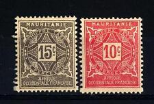 Mauritania - 1914 - Segnatasse