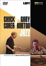 Chick Corea & Gary Burton Jazz, New DVDs