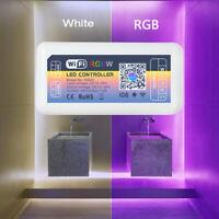 RGBW/RGBWW Adjustable WiFi Wireless Smart LED Controller LED Strip APP Control