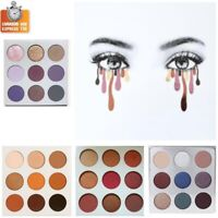 Palettes Maquillage Fards/Ombres A Paupieres 9 couleurs
