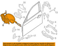 Infiniti NISSAN OEM 14-16 Q70 Front Door-Lock Actuator Motor 805001MA0A