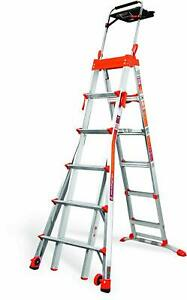 WAREHOUSE SALE!  Little Giant Ladder Systems - Select Step Ladder 1.8M - 3.0M